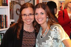 At a recent launch for Sara Larson's ENDURE