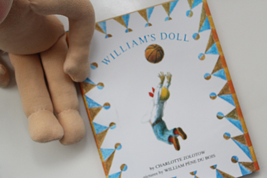 Wiliam's Doll by c. Zolotow