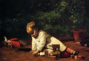 Thomas Eakins (1844 – 1916, American)