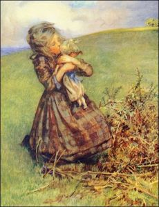 """The Lost Doll,"" by Millicent Etheldreda Gray (1873"