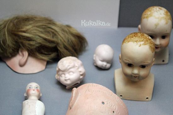 Entwicklung der Puppenfertigung