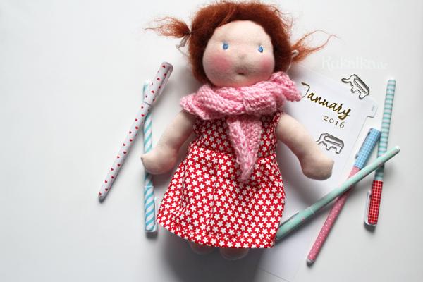 Handmade Puppen Szene News