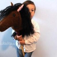 Von Pferdchen - DIY: Steckenpferd nähen