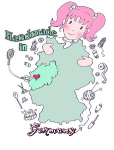 Map Kukalka handmade dolls from germany