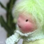 Apple Doll by KuKalKa