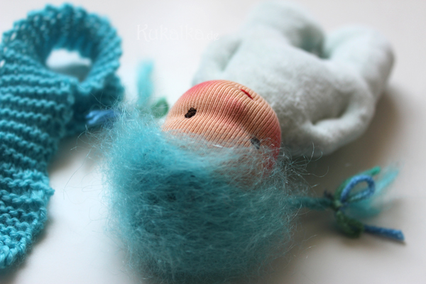 Oceana Mini Doll by KuKalKa