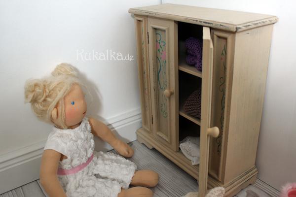 Sommernachwehen Puppe Ava