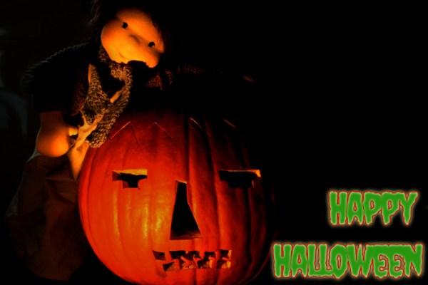 Halloween Puppe
