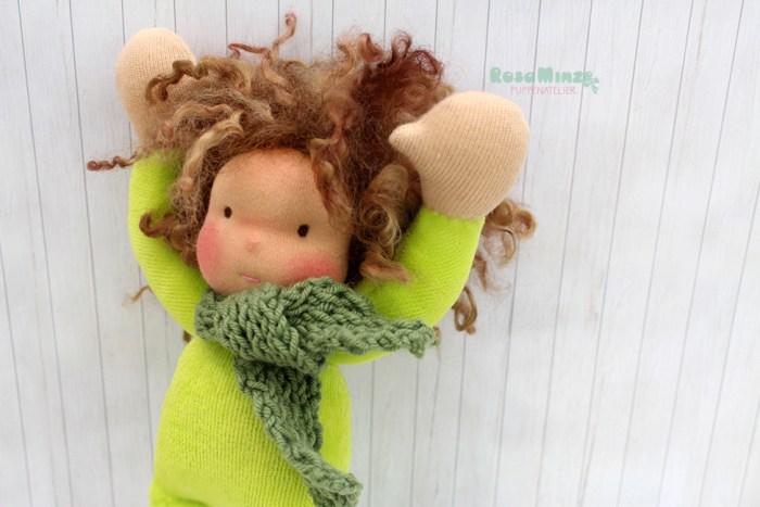 Puppen Minzling Laini