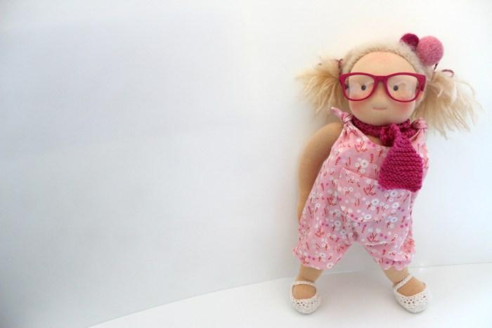 Rosie Puppe