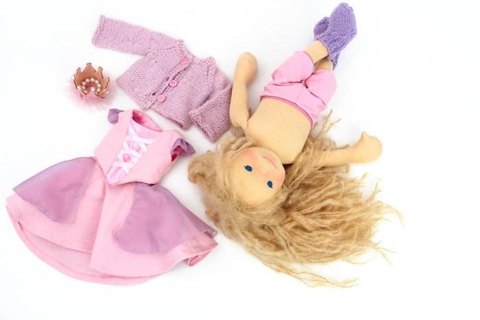 Puppe Prinzessin Fee