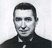 Pedro Alonso-Morgado Tallafer (1888 - 1962), poeta, periodista y abogado sevillano autor de la letra de las Coplas al Señor del Calvario.