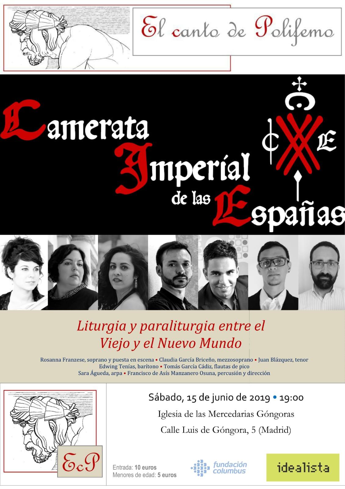 Cartel del estreno de la obra De Francisco Hernández Illana.