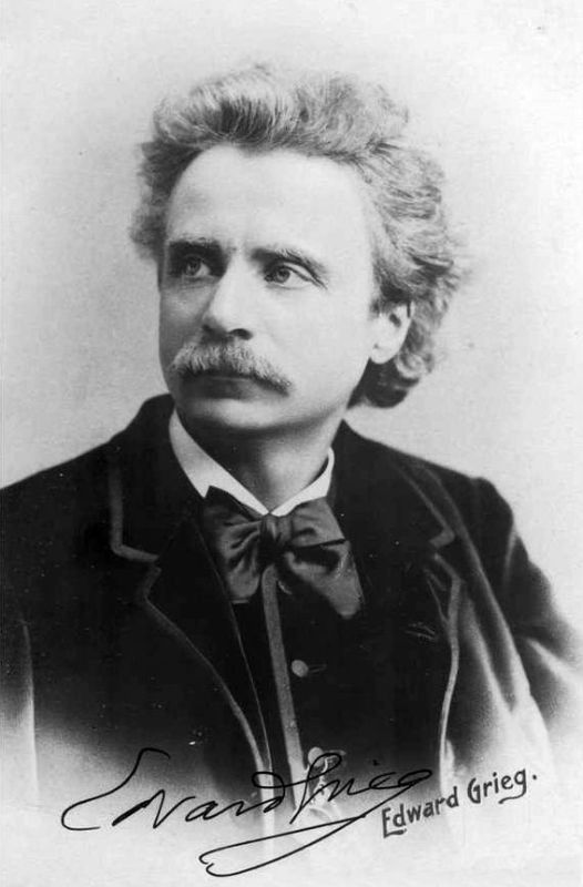 Edvard Hagerup Grieg - In the Hall of the Mountain King.