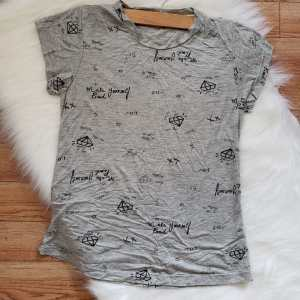 Camiseta Gris Diamante