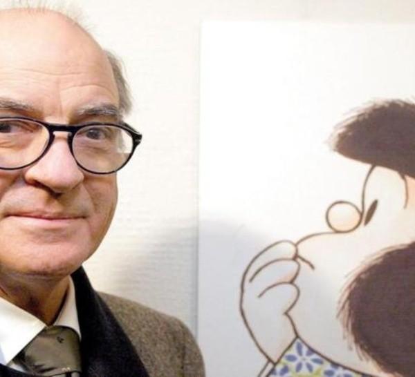 Murió el inolvidable Quino, creador de Mafalda
