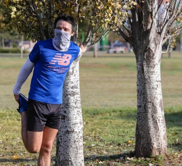 Los runners podrán volver a salir a realizar actividades en los parques públicos.