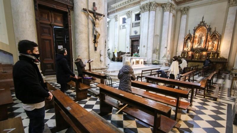 «Las personas hoy más que nunca tienen la necesidad de acercarse a las iglesias»