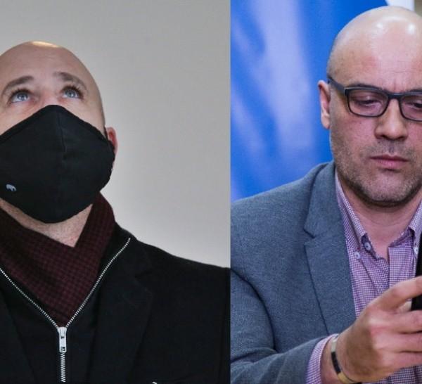 Serjal y Ponce, los fiscales acusados de cobrar coimas para no investigar a una banda.