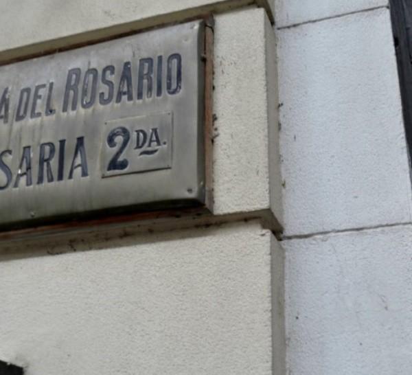 Los delincuentes quedaron detenidos en la comisaría 2ª de Rosario.