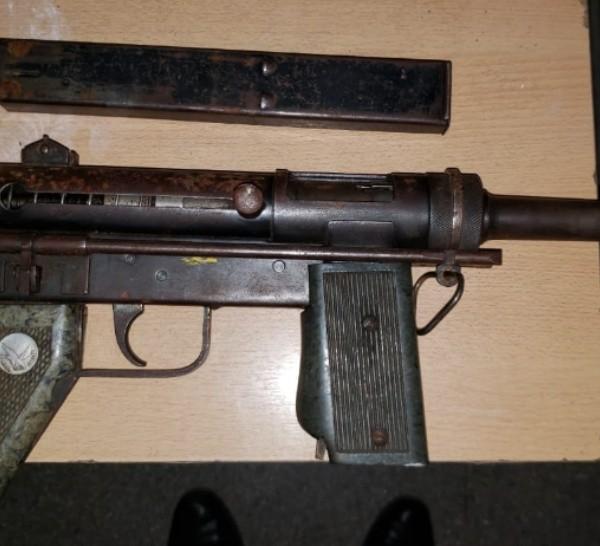 Secuestraron una poderosa arma en la zona oeste de Rosario