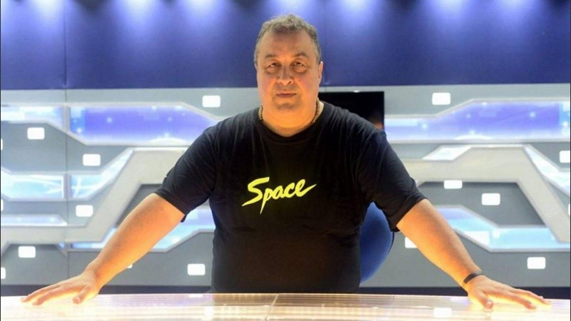 """Droopy Faiola y el recuerdo de Space: """"Las redes sociales reemplazaron a las discotecas»"""