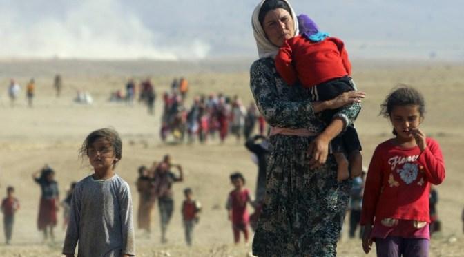 """MAYAT, 17 ANNI: """"IO, PRIGIONIERA DELL'ISIS"""""""