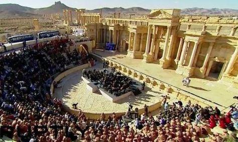 Palmira concerto