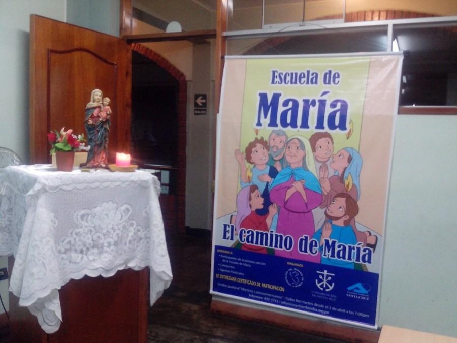 Escuela de María