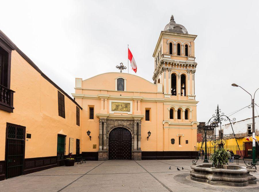 Parroquia San Lázaro