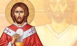 Jesucristo, Sumo y eterno sacerdote
