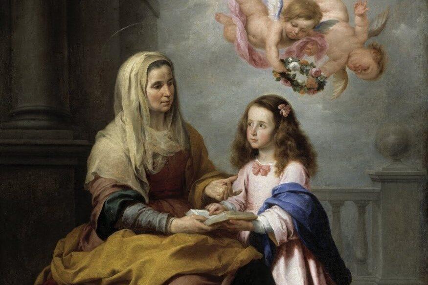 San Joaquín y Santa Ana