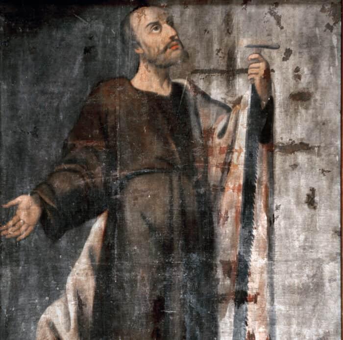San Simón Apóstol