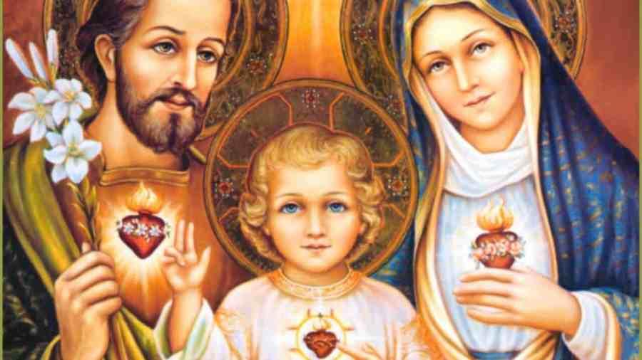 La Sagrada Familia de Nazaret