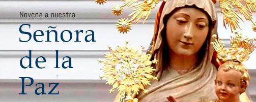 Novena a Nuestra Señora de la Paz