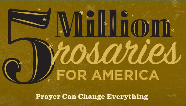 WHY 5 MILLION ROSARIES?