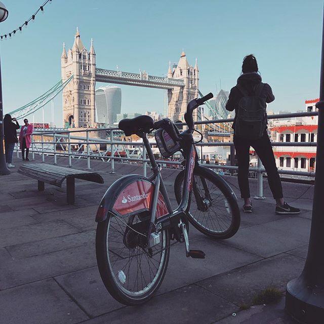 London by Bike 😎