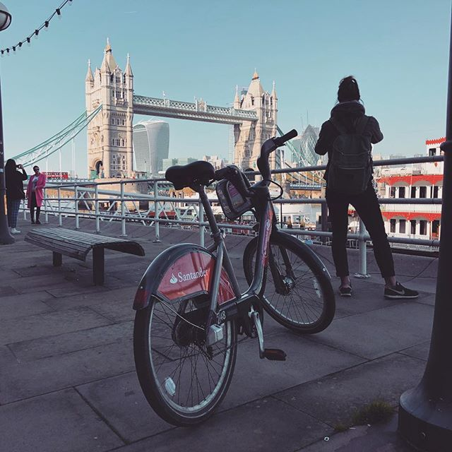 London by Bike 😎