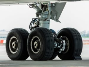 Aircraft undercarriage components