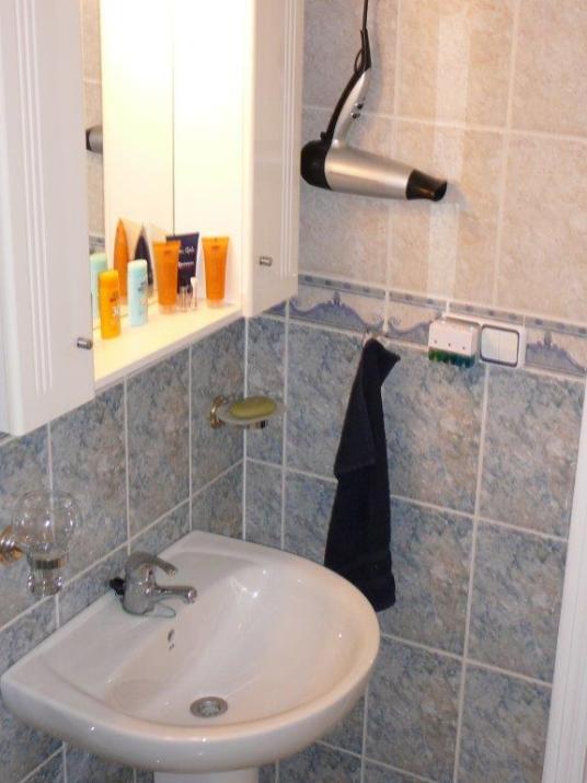 Gastenbadkamer