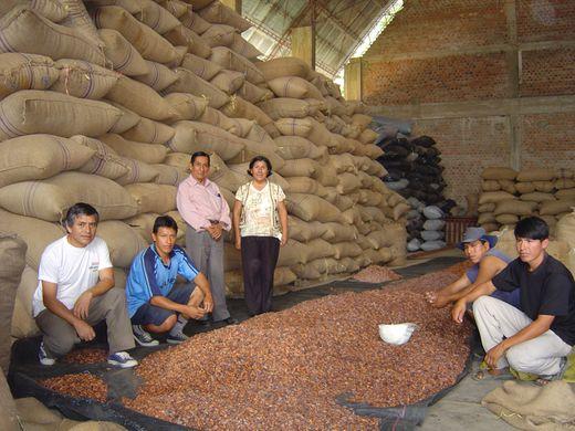 Rose & Cacao, un chocolat équitable