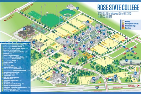oklahoma city university campus map » Full HD Pictures [4K Ultra ...