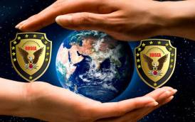 LOGO 2 DOUBLE GLOBE HANDS PROTECTION