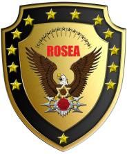 玫瑰色的徽标 11.1.2016