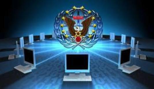 玫瑰色的徽标 2 计算机