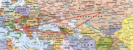 אסטנה מפה