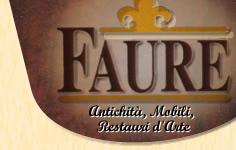 ROSEA - FABRIZIO FAURE - ANTICHITA', MOBILI, RESTAURI D'ARTE - ROSALBA SELLA