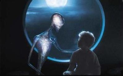 agora esseri di luce ufo 3 finestra