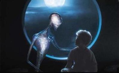 Agora beings of light ufo 3 window