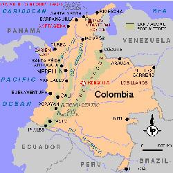 """乐观 & World AGORA'  Colombia "" - 东西的价钱鞍"
